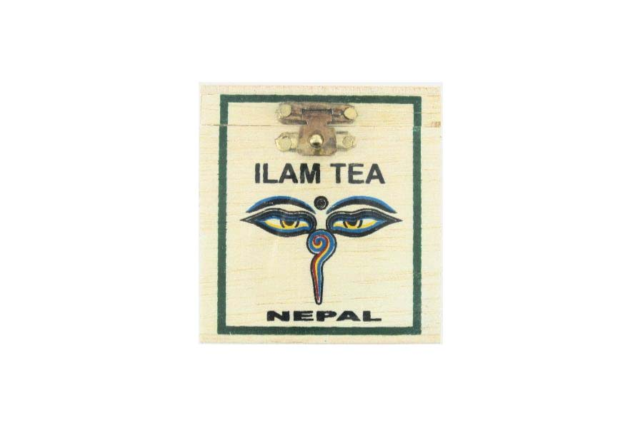 Black tea from the gardens of Ilam